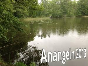 Anangeln 2013 AV Anglerglück e.V.