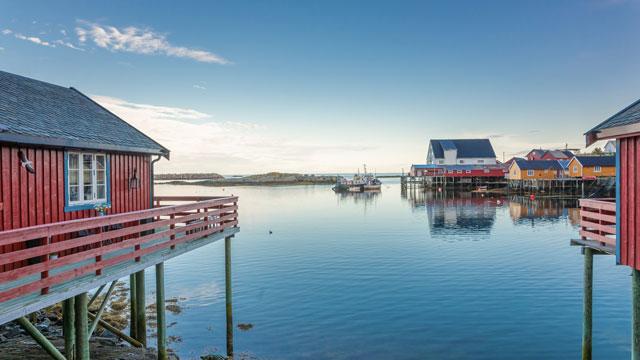 Norwegen Ferienhäuser
