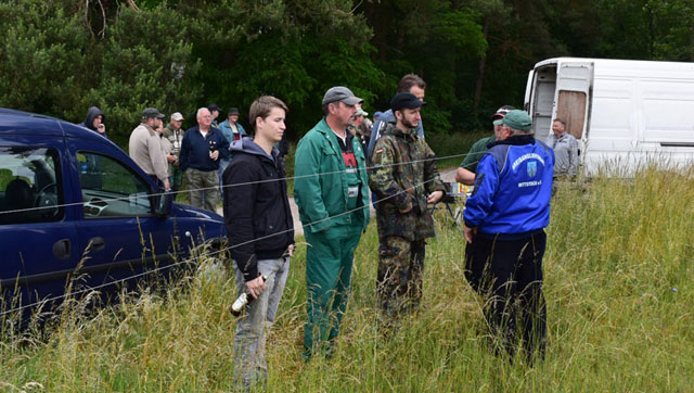 Vielseitigkeitsprüfung 2015: Entscheidung fällt auf der Arenbergscheibe