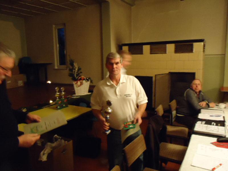 Mitgliederversammlung 2010 Anglerglück e.V. Wittstock