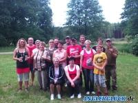 Paarangeln 2012 Gruppenfoto